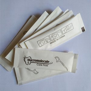 Filo interdentale Care Floss Individual Package Clean Hygienic Care Floss Toothpick Wholesale