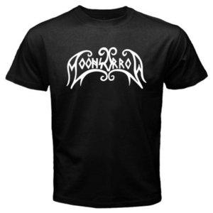 2018 Новая мода Moonsorrow Black Metal Rock Band Мужская черная футболка Размер S - 3xl 100% хлопок Смешные футболки с вырезом