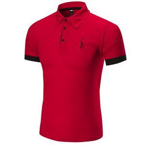 De alta qualidade da moda dos homens polos 3xl marca mens france designer t camisas de roupas de moda homens t camisa polo camisas polo t shirt