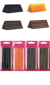 ZhiFan Colla di cheratina Stick Hot melt stick Bastoncini di colla per cheratina Fusion 12 pz / pacco per nastro estensioni dei capelli