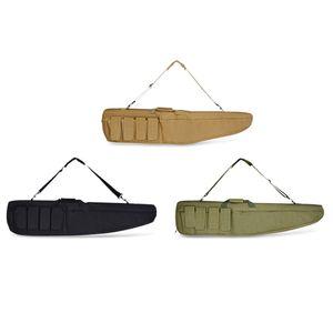 Outlife 1.2M Foldable Shockproof 낚시대 가방 홀더 Hunting Magazine Pouch 가방 안쪽에 여분의 두꺼운 쿠션 패드 포함
