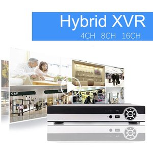 16CH Super XVR All HD 1080P 5-in-1 DVR CCTV Surveillance Video Recorder HDMI output with AHD Analog Onvif IP TVI CVI Camera
