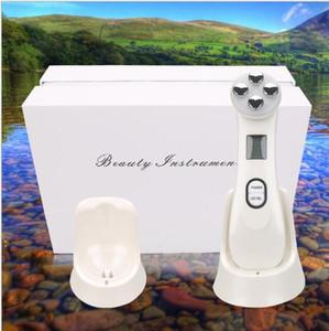 Apparecchio di bellezza per apparecchi di mesoterapia senza aghi Lifting per viso Import IPL RF Electroporation Home Ringiovanimento della pelle RF EMS 0609006