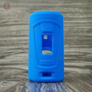 Coloré GBOX Squonker 200 W couverture Silicone Étui De Protection / Manchon Pour GBOX Squonker 200 V Vape Mod Par DHL navire
