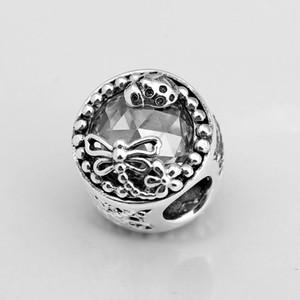 Verzauberte Natur Charms Online S925 Silber passt für DIY-Armband 797047CZ H8