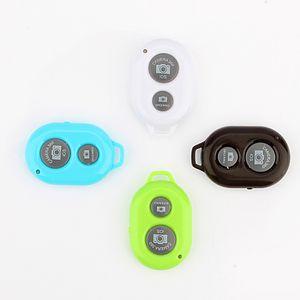 Evrensel Telefon Bluetooth Kablosuz Mini Uzaktan Deklanşör zamanlayıcı Monopod iPhone Sasmung Huawei Xiaomi Oneplus Için Ücretsiz Kargo