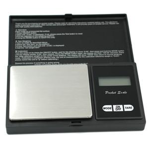 Hot Mini Escala Digital de Precisão 200g x 0.01g Jóias Moeda De Prata De Ouro Gram Bolso Tamanho Display Units de Bolso Balanças Eletrônicas