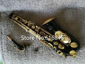 Chegada nova Marca Black Nickel JUPITER JAS-769-767 Saxofone Alto E Saxofone Alto Com Bocal Frete Grátis