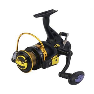 2018 Новое прибытие 13 + 1 BB передние и задние перетащить катушки 3000-8000 рыболовная катушка спиннинг колесо тип рыболовное колесо море рок приманка рыбалка