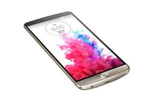 100% оригинал 5.5 дюймов LG G3 D850 D851 D855 3 ГБ/32 ГБ четырехъядерный Android 13MP 4G LTE разблокирован смартфон отремонтированы сотовый телефон DHL бесплатно