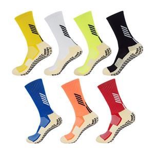 Мужские носки защищают мышцы нескользящие носки жаккардовые переплетения дизайн 8 цветов свободный размер ЕС 36-45