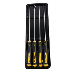 4x прочный выбор и крюк автомобиля масло уплотнительное кольцо уплотнения Remover Pick Set ремесло ручной ремонт инструменты