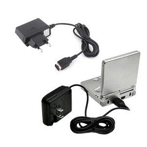US EU Plug Home Caricabatteria da muro Alimentatore Alimentatore con cavo per Nintend DS NDS Gameboy Advance GBA SP SPEDIZIONE VELOCE di alta qualità