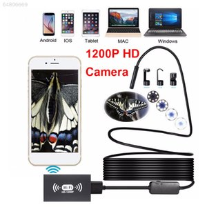 1200p WIFI المنظار 2MP 8MM USB IP كاميرا بوريسكوب الهاتف التفتيش الكمبيوتر 5 / 10M