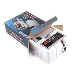 Mini Consoles de Sistema De Entretenimento de Vídeo Portáteis Handheld Console Do Jogo Para NES Jogos PALNTSC Inglês Retail Box de Alta Qualidade