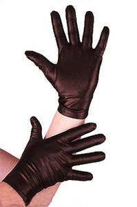 Venta al por mayor de Nueva Lycra ZentaiSpandex Unisex púrpura guantes S-XXL