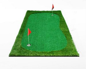 Mat 3Mx1M Standard Putting Green Golf Training Aids Mini Golf Exercise Mat Golf Sport Supplies Outdoor Sports