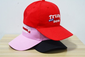 Donald Trump rendere l'America Great Again Cappello repubblicano Snapback Sport Sun misura i cappelli berretti da baseball USA Flag delle donne degli uomini di moda Casquette