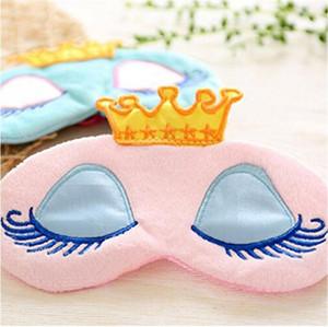 Crown Eye Blinder Winker Sleep Mask
