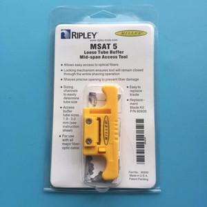 Original Miller MSAT-5 MSAT 5 Stripper tubo allentato / Stripper a metà campo Strumento da 0.9mm a 3.0mm Stripper Miller 80930