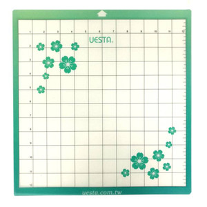 UESTA Бесплатная доставка стандартный сцепление клей 12 на 12 дюймов резки мат винил резак плоттер ремесло липкие печати системы