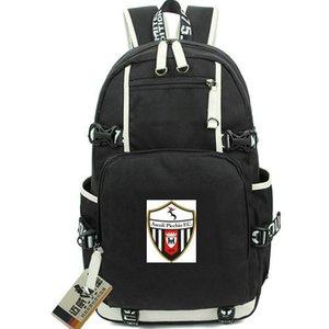 Kapı gün paketi Out Ascoli Calcio sırt çantası Evrensel daypack 1898 futbol kulübünün okul çantası Soccer sırt çantası Kalite sırt çantası Spor okul çantası