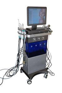 New arrival ! Hot spa beauty equipment dermabrasion water peel machine skin peel tool microdermabrasion device