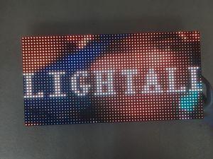 Pannello di visualizzazione a colori per esterni a colori P10, 32 * 16 pixel, dimensioni 320mm * 160mm, scansione 1/2, smd 3 in scheda rgb 1,10mm, modulo led p10