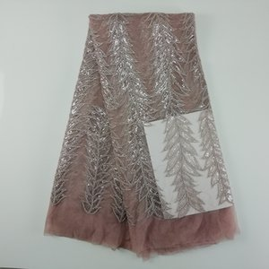 African Swiss beautiful Tulle Lace, 035, Free Shipping African Wedding lace High Quality5yards Lot, 100% African Embroidery Fabric