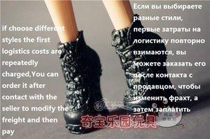 أحدث الأزياء والأحذية الجمال ل Monster High Original Dolls 1/6 kids toys Girls Gift Doll Accessories