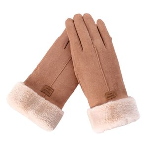 Guanti Womens Fashion Winter Outdoor Sport Warm Gloves Moda donna Warm tools sep5