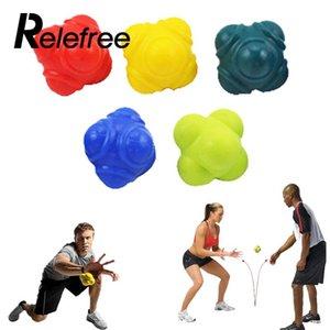 Reaction Balls Fitness Veloce velocità agilità Coordinazione del riflesso Esercizio Allenamento Allenamento di pallacanestro