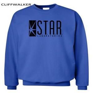 Star Labs Hoodie Sweatshirt Men Women Jacket Star Laboratories Flash Jackets Man Woman Laboratori Jumper Pullovers Camiseta