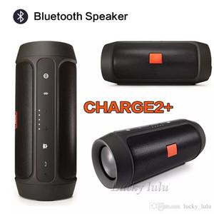 Top Sounds Qualidade charge2 + sem fio Bluetooth mini alto-falante impermeável ao ar livre alto-falante Bluetooth pode ser usado como banco de alimentação