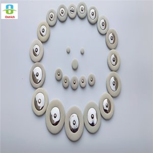 bB Tenor Saxophone PAD High-quality accessories Sax repair parts White Leather