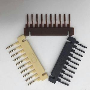 Nueva gama alta profesional 6D pelo extensiones de herramientas .Hair extensión Artefacto tres colores disponibles 40pcs / lot