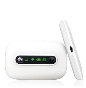 Nuevo enrutador WiFi desbloqueado original HUAWEI - HUAWEI E5331 3G MiFi Hotspot compatible con 21Mbps para 5 usuarios