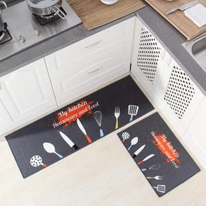 Moderne Küche Matte Anti-Rutsch-Bereich Teppiche Wohnzimmer Badezimmer Balkon Badezimmer Teppich Fußmatte Badematten Schlafzimmer Tapete Veranda-Matte