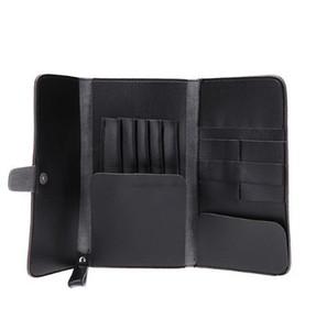 NEUE Leder Friseurwerkzeuge Taschen Haarschere Fall Hüfttasche Halter Haar Styling Werkzeuge Zubehör