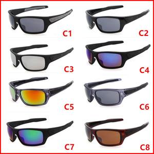 Venta caliente del verano de los hombres que conducen gafas de sol gafas deportivas gafas de bicicleta Gafas A +++ 8colors 9263 envío gratis