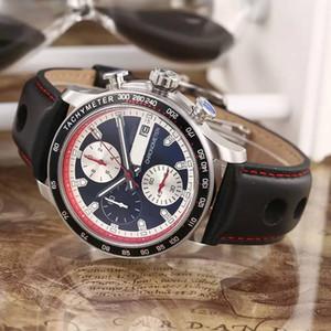 2015 heißer Verkauf Uhren, hochwertige Edelstahl Herren Quarz Chronograph Armbanduhr 551