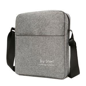 2018 New Men's Nylon Waterproof Shoulder Bag Light Messenger Crossbody Bag Outdoor Sports Running Travel Camping Bags