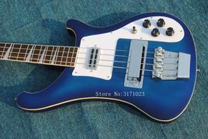Custom Shop 4 현베이스 기타 4003베이스 기타 블루 ELECTRIC BASS GUITAR 여러 색상 선택