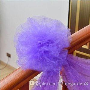 Пряжа Шариковой свадьбы поставки свадебного номер дорога лестница поручень переднего украшение снег пряжа крытых тянуть цветы