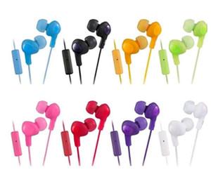 Gumy Наушники Наушники Наушники ха FR6 наушники Gumy плюс внутреннее ухо гарнитура с удобной посадкой звукоизоляции с микрофоном нано цвета