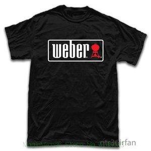 Weber Outdoorsy فحم مشاوي Bbq جديد تي شيرت للرجال تي شيرت الصيف نمط أزياء خصم الجملة الرجال تي شيرت.