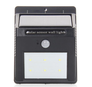 Solar energy human body induction lamp household LED high brightness induction lamp outdoor wall waterproof lighting courtyard lamp