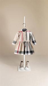 Ho Satış Moda Lotus Yaprak Yaka Elbise