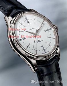 Üst Kalite Yeni Üst Kalite Geneve Cellini İzle Otomatik Chronograph Mens Watch Erkek Saatler