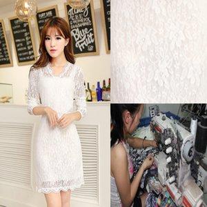 2018 Summer New Europe Lace Bag Hip Skirt Dress Dress Miniskirt Collar V Discount Store